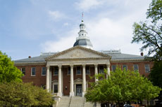 Baltimore Jewish Council will take to the State Capitol (shown here) beginning Jan. 9.