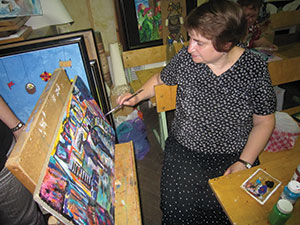 Odessa is proud of its two Jewish Community Centers, which offer a wide array of  programs, including art classes for both children and adults.
