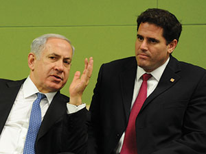 The White House, according to one Israeli news station, is now open to the possibility  of Ron Dermer as the Israel ambassador to the U.S. (Photo via Newscom/Shahar Azran Photography, LLC)