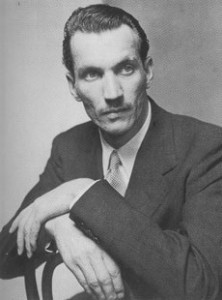 Jan Karski, a Catholic, brought President Roosevelt face to face with the Holocaust with his first-person accounts. (Courtesy of The David S. Wyman Institute for Holocaust Studies.)