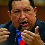 In his 14 years in  power, Hugo Chavez  turned Venezuela  into the Latin American  hub of anti-American  rogue states. MIGUEL GUTIERREZ/EPA/Newscom