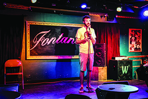 """Provided Ben Rosen: """"The laughs I love are the ones I don't know are coming."""""""