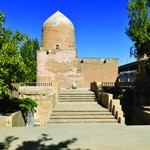 The tomb of  Esther and Mordechai in Hamadan, Iran. Egmont Strigl Image Broker/Newscom