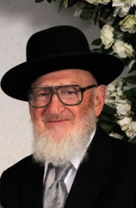 Rabbi Hirsch Diskind will be remembered as personable, warm, compassionate and straightforward. (Provided)