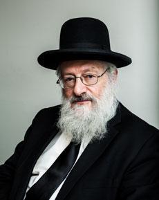 Rabbi Moshe Heinemann Rabbinic Administrator, Star-K (Justin Tsucalas)
