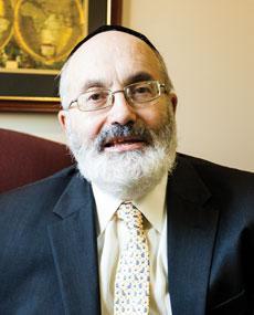 Dr. Avrom Pollak President, Star-K (Justin Tsucalas)
