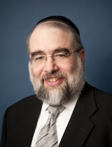 Rabbi Moshe  Elefant Chief Operating  Officer, OU (Courtesy of th OU)