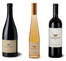 Golan Heights Winery Honored at Bordeaux (Provided)