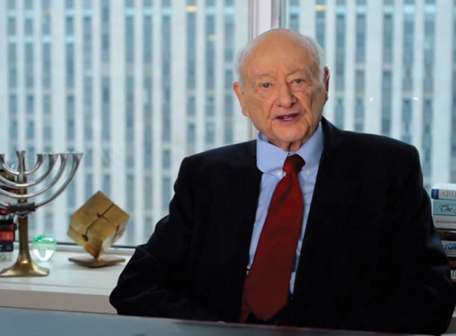 Ed Koch dies at 88 of congestive heart failure.