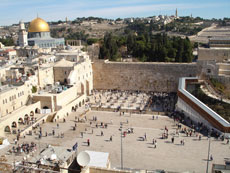 For many Jews, the interim solution at the Western Wall has done little to alleviate the problem. (Provided)