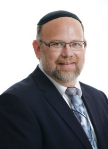 Baltimore's Rabbi Avrohom Leventhal is running for a seat in the Beit Shemesh city council. The race is one of the most contested in all of Israel. (Provided)