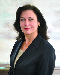 Amy Perry named new Sinai president. Photo Provided