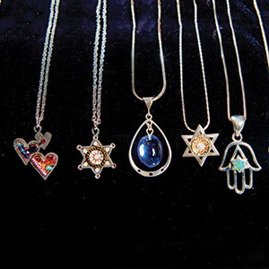 Assorted Necklaces From $2.95 to $64