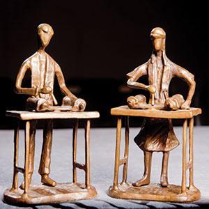 Figurines $53.95 each