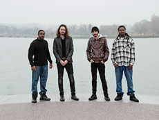Marbin will bring its rock, jazz, gospel and  Israeli-folk fusion music to Baltimore on Nov. 7.