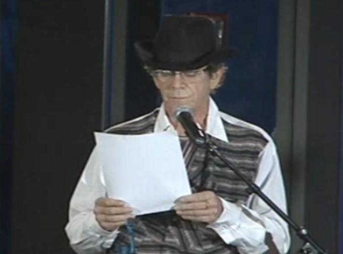 Lou Reed dies at 71.