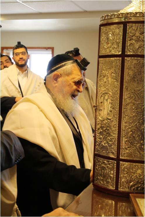 Ovadya Yosef (2)