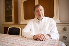 Ralph Jaffe filed his bid for governor last week.  (David Stuck)