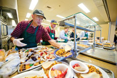 Our Daily Bread serves 700 meals per day. (David Stuck)