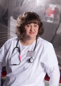 Cindy Perlow became a certified nurse  assistant through a new Red Cross program. (provided)
