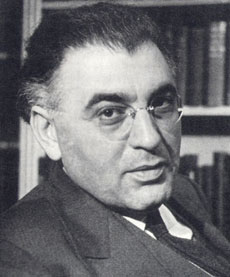 Abba Hillel Silver spent much of the 1940s petitioning U.S. policymakers to support the creation of a Jewish state. (Courtesy of The David S. Wyman Institute for Holocaust Studies)