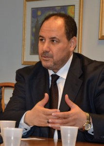 Moroccan Secretary General  Dr. Ahmed Abbadi notes that  Morocco was never enraptured  by the dogmatism of Damascus.
