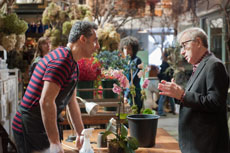 Woody Allen makes a rare acting appearance in John Turturro's new movie. (Courtesy of Mongrel Media)