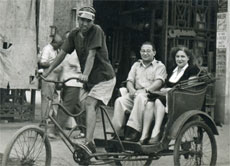 The city of Shanghai was home to some 20,000 Jews in the years  during and immediately following World War II. (Provided)