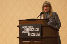 Beth Goldsmith, honored by the United States Holocaust Memorial Museum, says it was her husband's death that pushed her to be more involved and more philanthropic. (provided)