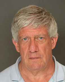 Charles David Beaver is charged with sexual solicitation of a minor. (Provided)