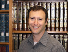 Rabbi Jordan Hersh is Beth Sholom Congregation's new full-time rabbi. (Provided)