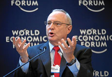 Rabbi David Saperstein (World Economic Forum)