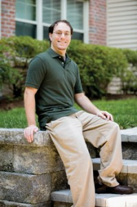 Aaron Brager is currently studying for a master's degree in mental health counseling.