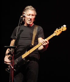 Roger Waters (Images Distribution Agence Quebec Presse/Newscom)