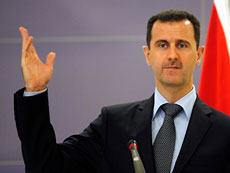 Syrian President Bashar al-Assad (REUTERS/ Osman Orsal)