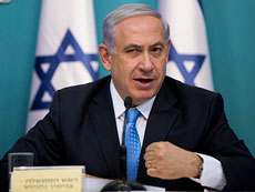 Israeli Prime Minister Benjamin Netanyahu has faced much criticism for the way he conducted the war. (Yonatan Sindel/Flash90)