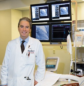 Dr. Paul Gurbel is director of the Center for Thrombosis Research at Sinai Hospital. (Provided)