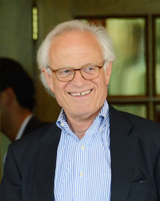 U.S. Mideast peace negotiator Martin Indyk has been hit by critics for accepting money from a supporter of terrorism. (Kevork Djansezian/Getty Images)