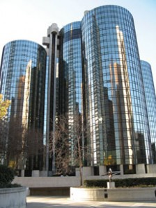 The American Studies Association's 2014 annual meeting, to be held  Nov. 6-9 at the Westin Bonaventure Hotel (pictured) in Los Angeles,  has garnered criticism for a policy  of excluding Israeli academics.