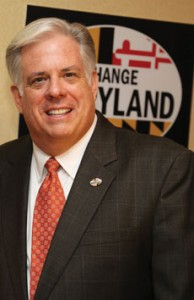 For Larry Hogan, it's all about the economy (Provided)