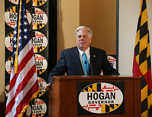 According to the BJC's Arthur Abramson, Governor-elect Larry Hogan has been receptive to his organization's needs.