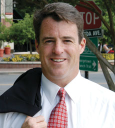 Outgoing Attorney General Doug Gansler received at least 60 job offers from various law firms after he lost the Democratic gubernatorial primary. (Provided)