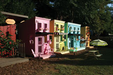 JTown gives young children the experience of a miniature Jewish community. (Provided)
