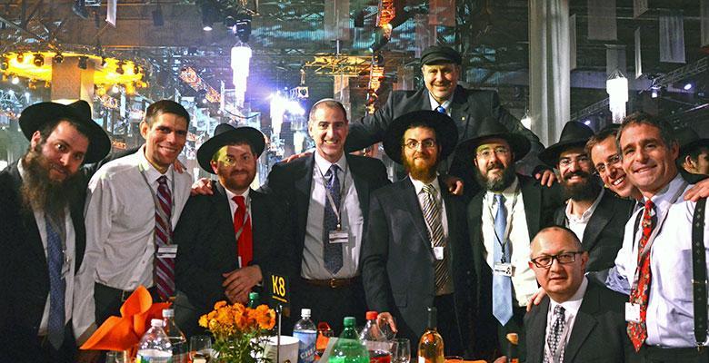 Rabbis Unite!