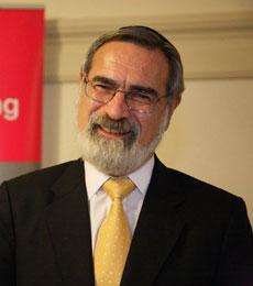 Rabbi Lord Jonathan Sacks (Provided)