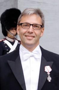Dutch Ambassador Jesper Vahr (BJARNE LUETHCKE/EPA/Newscom)