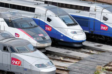 SNCF is France's state-owned railway company. Its subsidiary, Keolis, operates Virginia's rail sytem.
