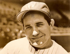 Cuban  Connie Marrero played  for the Washington Senators in the 1950s.