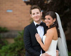 Shelby & Mike Albo  First Date:  August 2008, New York City  Wedding Date:  Oct. 25, 2014  Venue:  Temple Oheb Shalom  Residence:  New York City  Favorite Activity:  Traveling