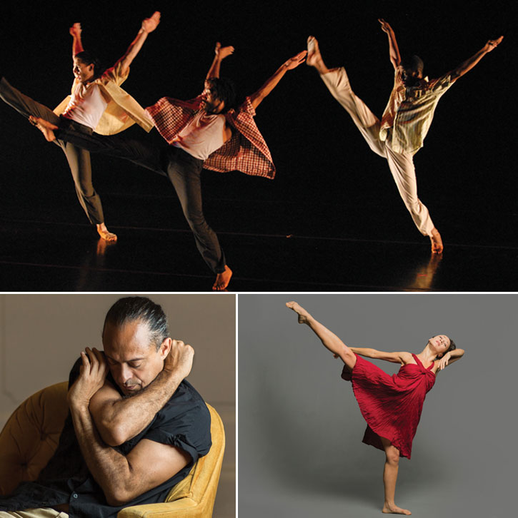 Ronen Koresh, artistic director of the Koresh Dance Company of Philadelphia. (Photos provided)